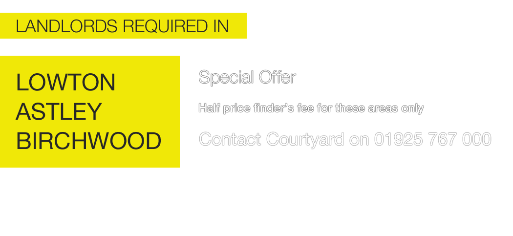 Special Offers from Courtyard Homes